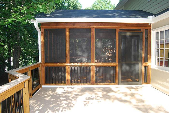 Aluminum Porch Roof