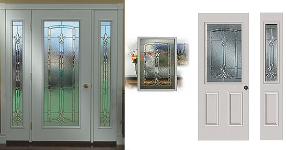 Front Door Glass Inserts For Entry Doors Decorative Door Glass