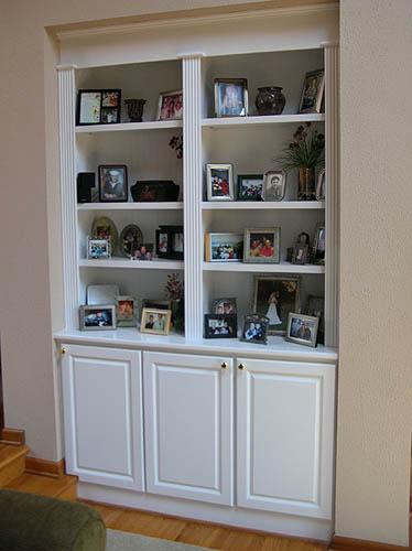 built in shelving built in entertainment centers. Black Bedroom Furniture Sets. Home Design Ideas