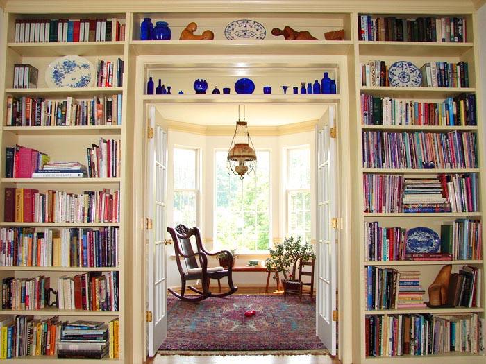 Perfect IKEA Bookshelves To Built Ins