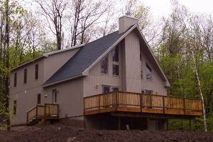 Modular home modular home poconos for Pocono home builders
