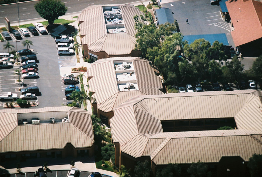 Commercial Roofers California Commercial Roofing